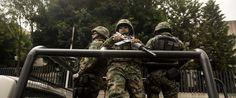 Mexico Captures Zetas Cartel Leader Omar Trevino Morales: Official CARTEL ZETAS