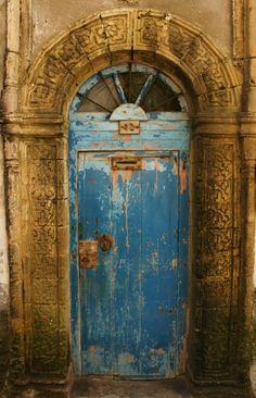 door... Morocco