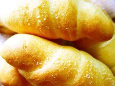 朝食&ランチに♪塩パン(HB&簡単成形)の画像