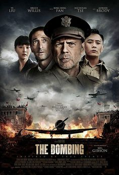 The Bombing Movie Poster. – The Bombing, the upcoming action adventure mo… The Bombing Movie Poster. – The Bombing, the upcoming action adventure movie directed by Xiao Feng based on a script by Ping Chen and starring Bruce… Continue Reading → Film Vf, War Film, Film Movie, Hindi Movie, Cinema Tv, Cinema Posters, 2018 Movies, Hd Movies, Romantic Comedy Movies