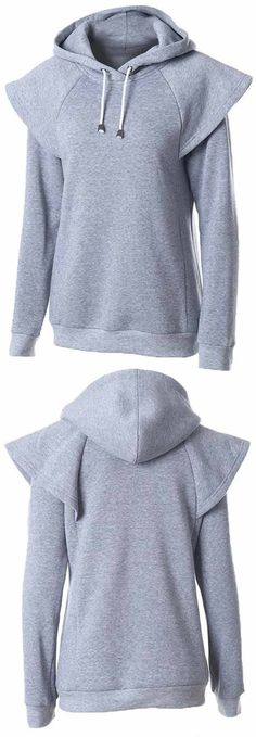 Lightweight and comfy sweatshirt is the answer to this stylish season! Check more at Cupshe.com