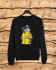 Breaking Bad Lego sweater Sweatshirt Crewneck Men or by yobaan98