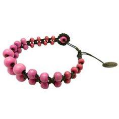 Tierra wood bracelet