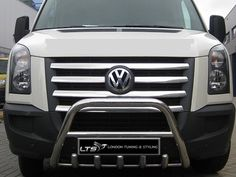 #Volkswagen #Crafter Stainless Steel #Chrome Nudge A-Bar, #BullBar 2006-2013 | #eBay