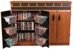 Charmant 25+ DVD CD Storage Unit Ideas You Had No Clue About