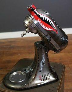 custom painted kitchenaid mixers!