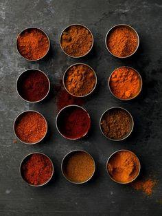 "Orange   Arancio   Oranje   オレンジ   Appelsin   оранжевый   Naranja   Colour   Texture   Style   "" Spices - Charlie Drevstam """