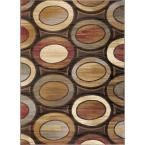 Elegance Multi 9 ft. 3 in. x 12 ft. 6 in. Indoor Area Rug