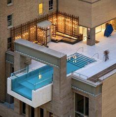 #pool #piscina #piscinadecristal #design