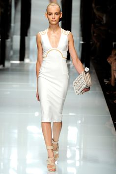 Versace Spring 2011 Ready-to-Wear - Collection - Gallery - Style.com