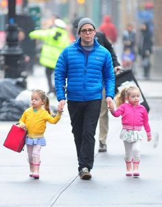 Matthew Broderick's Colorful Crew wearing Appaman!