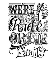 Ride or die family Skull Coloring Pages, Love Coloring Pages, Printable Adult Coloring Pages, Coloring Books, Coloring Sheets, Swear Word Coloring Book, Wire Crosses, Sayings, Priorities