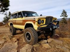 Pin By Rebecca Jurkovich On Jeep Mostly Old Jeep, Jeep Tj, Auto Jeep, Cherokee Chief, Jeep Cherokee, Jeep Cars, Jeep Truck, 1997 Jeep Wrangler, Jeep Garage