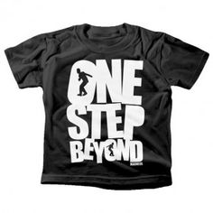 MADNESS One Step Beyond Childrens T-shirt