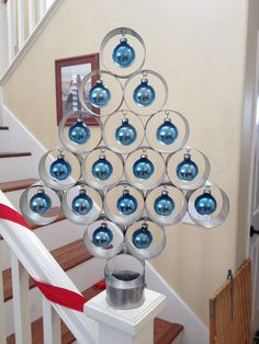 Tuna Can Christmas Tree