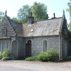 This could be the gatehouse that they do rent but I am not sure. Aberdeenshire Scotland, Gate House, Vacation Rentals, Great Deals, Cottages, Trip Advisor, Castle, Houses, Cabin