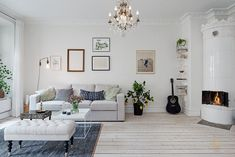 Which Scandinavian decoration is made for you? (PLANET DECO a homes world) - Decoration For Home Taupe Living Room, Living Room Sofa, Home Living Room, Living Room Designs, Cosy Living Room Warm, Carpet For Living Room, Apartment Living Rooms, Living Room Decor Tv, Picture Wall Living Room