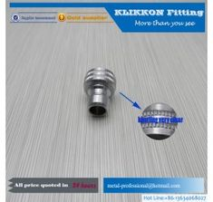 Klikkon Industrial is one of the largest brass fittings manufacturers and suppliers of brass pipe fittings. Water Pipe Fittings, Brass Pipe Fittings, Water Pipes, Brass Compression Fittings, Compression Hose, Plumbing, Good Things, Canning, Cnc