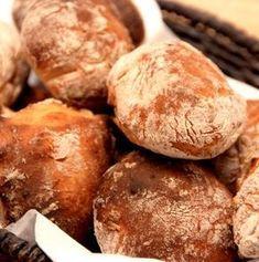 Bread Recipes, Real Food Recipes, No Rise Bread, Good Food, Yummy Food, Danish Food, No Bake Desserts, Bread Baking, No Bake Cake