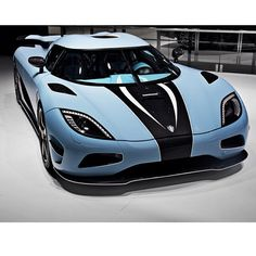 In Love with this Koenigsegg Agera R
