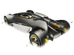 Audi Elite Concept by Eric Leong - Design Sketch