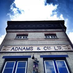 Jamieoliver - Instagram Had a great trip around Adnams Brewery today they have been making beer on this sight since 1345 at least!!! Crazy ....Went there for my mates birthday great fun, loverly beer loverly people happy days