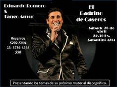Eduardo Romero & Tango Amor en EL PADRINO de Caseros