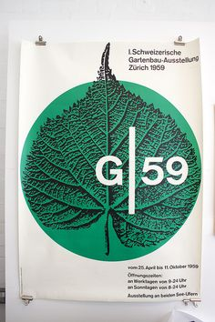swiss graphic design poster