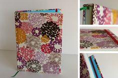 Almacen de Lou ofrece cuadernos hechos con sus propias manos, con diseños muy originales.