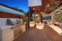 bbq patio design