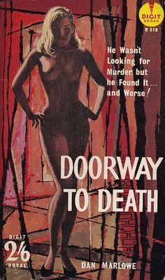 Doorway to Death, my arse! I think there's been some kind of mixup about the doorways.