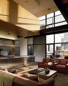 Depaul Residence - Wheeler Kearns Architects