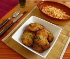Image of Cod 'pataniscas' (fried cod) | Food From Portugal