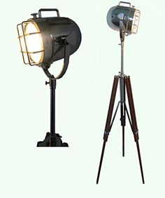 l31 mojo stehlampe stehleuchte tripod lampe leselampe leseleuchte shabby chic tripodlampe. Black Bedroom Furniture Sets. Home Design Ideas