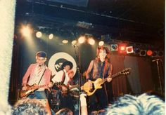 Johnny Thunders at Peppermint Lounge