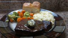 Restaurant Style Steak - Experipins