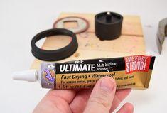 Solar Mason Jar Lids ⋆ Dream a Little Bigger