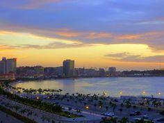 Luanda! Reserve já o seu Hotel em www.hotelemluanda.com  Luanda! Book now your Hotel at www.hotelinluanda.com #luanda #angola #hotelemluanda #baiadeluanda #lindo