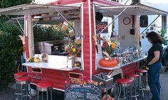 Kitchen Dances. Portland food cart