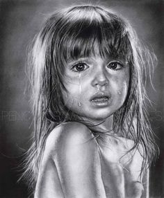 7,503 отметок «Нравится», 360 комментариев — MARIANN (@pencil_drawing_portraits) в Instagram: «Full size, scanned version of this little cutie. Credit to the photographer Jill Greenberg. . . . .…»