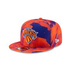 premium selection ec395 bb0d2 New york knicks marbled mix up 9fifty snapback