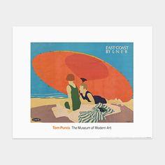 Tom Purvis: East Coast By L N E R