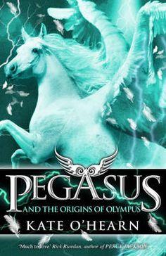 Pegasus and the Origins of Olympus (Pegasus #4) by Kate O'Hearn