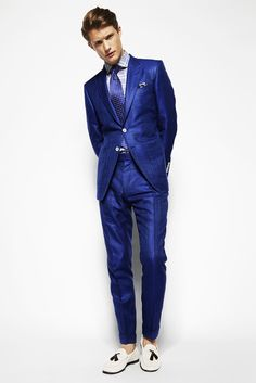 Tom Ford Men's RTW Spring 2014