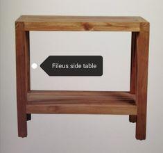 Decor, Furniture, Side Table, Table, Home Decor, Storage