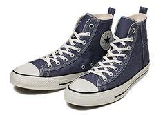 【converse】 コンバース ALL STAR PAINTER-PANTS HI オールスター ペインターパンツ ハイ WI13 NAVY