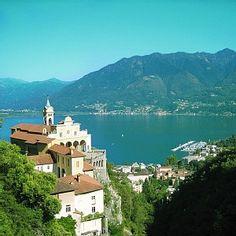Historical villa at Lake Maggiore