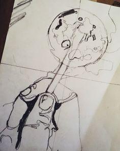 Galaxy lollipop take 1