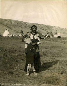 Winnipeg Jack - Siksika Blackfoot