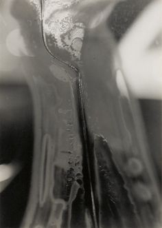 "zzzze: ""Minor White - Ice on Window, Rochester, NY, 